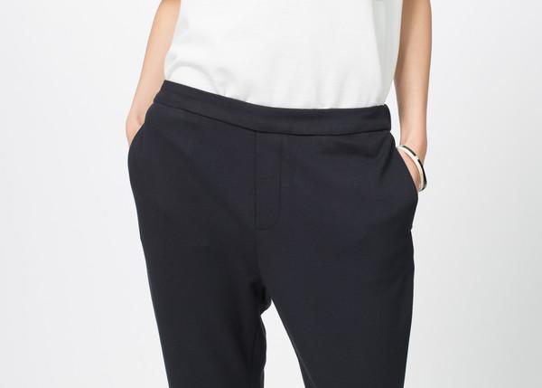 Sibel Saral Pullup Interlock Pant