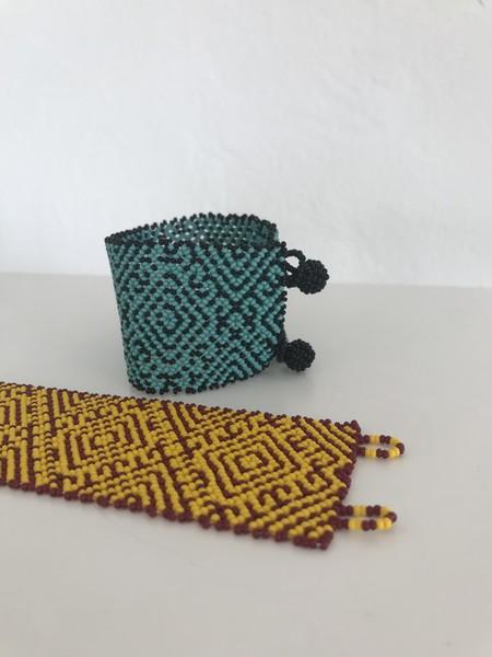 MEX Handmade Beaded bracelets