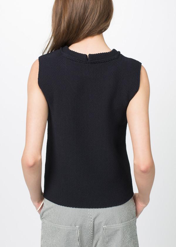 Sibel Saral Sleeveless Knit Top