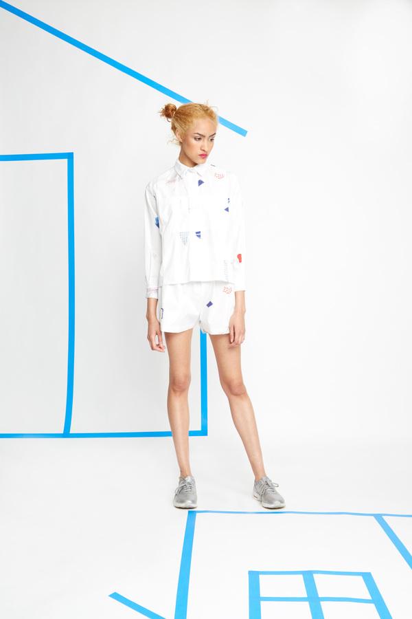 Carleen Venice Shorts