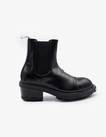 Eytys Nikita Leather Boot - black