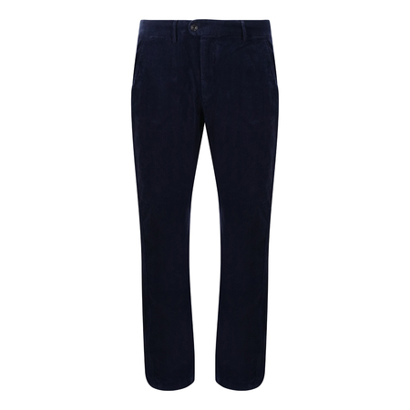 Hartford Tobby Cord Trousers - Navy
