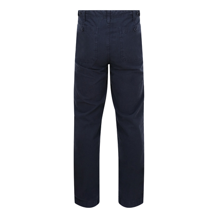 Hartford Painter Trousers - Charcoal