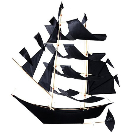 Kids Haptic Lab Sailing Ship Kite Large Night Ship