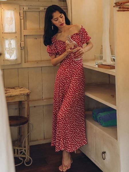 GUKA Pearling Dress
