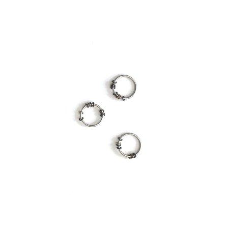 PILAR AGUECI Lune Ring