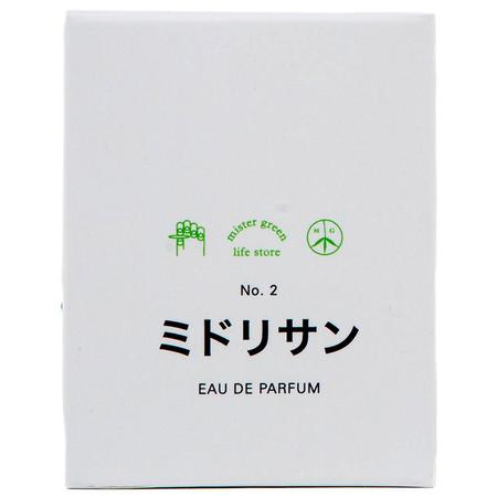 Mister Green Fragrance No.2 Midori San Eau de Parfum