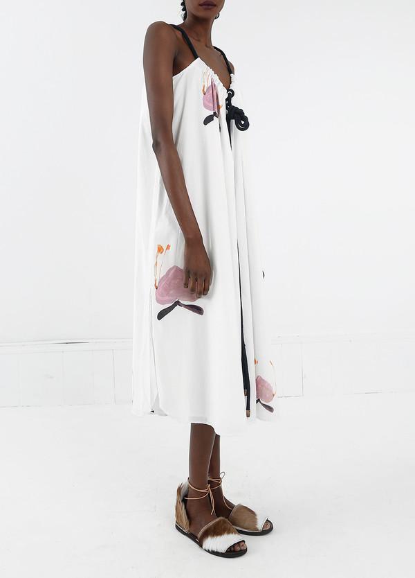Delfina Balda Flora Dress