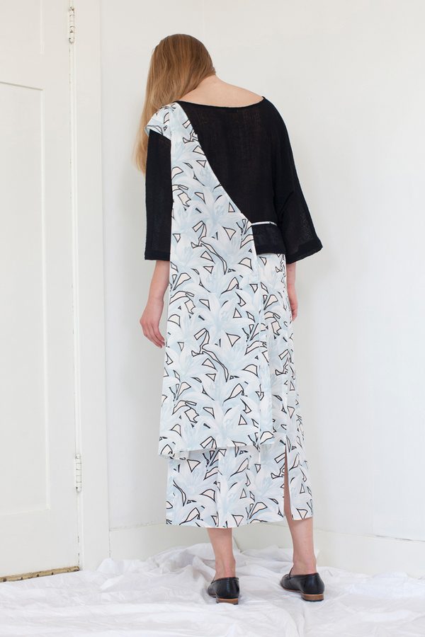 Silvae Sonja Skirt- Graphic Lily