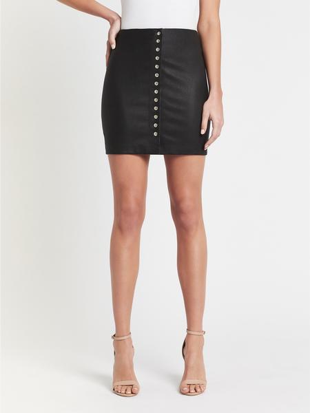 IRO Costa Mini Skirt - Black