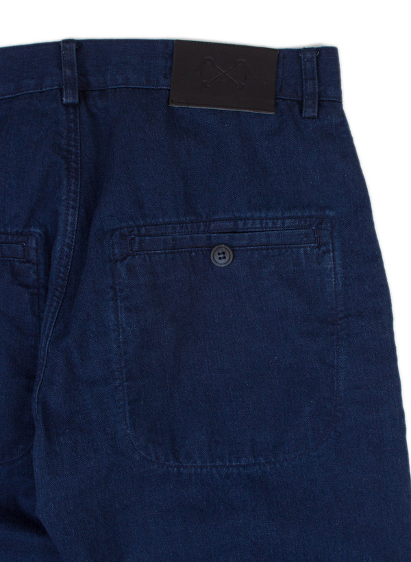 Men's Bleu De Paname Pant Civile Indigo