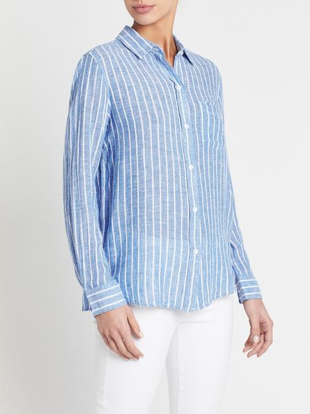 Rails Charli Shirt - St Germain Stripe