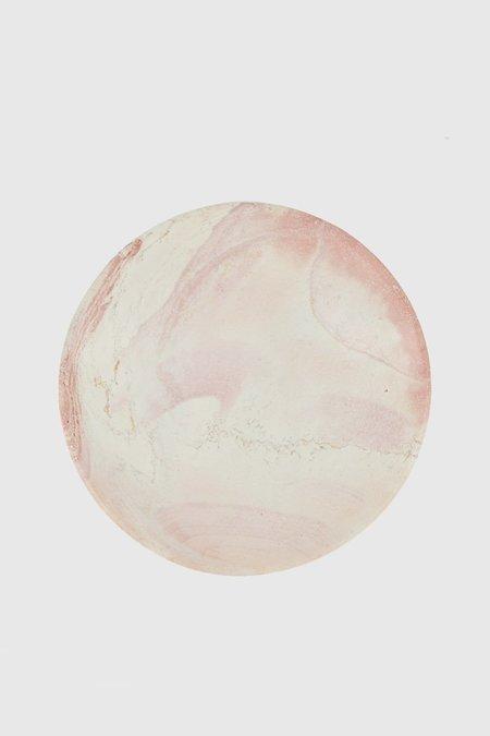 asili Soapstone Dish Large - Pink Stone