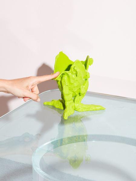 Fish Design by Gaetano Pesce Lemon Special Vase