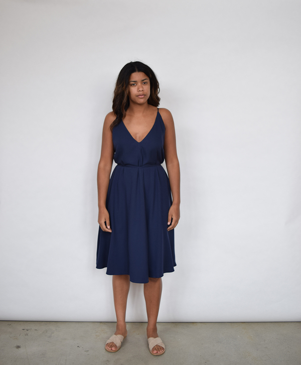 Lumiere Strappy Tie Dress