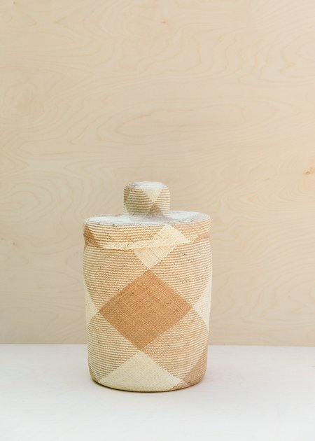 Territory Japa Basket Tall - Natural