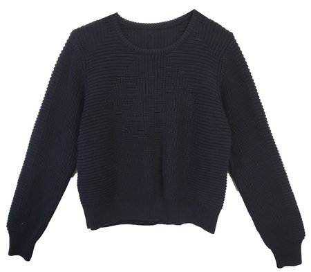 L.F.Markey Julian Knit - Midnight