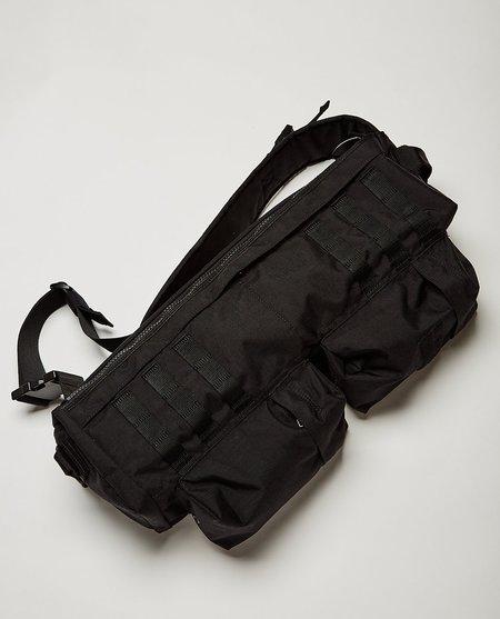 JUNYA WATANABE MAN CROSSBODY BAG - black