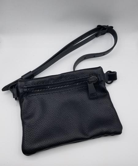 YOUR BAG OF HOLDING FANNY PACK - CUIR NOIR