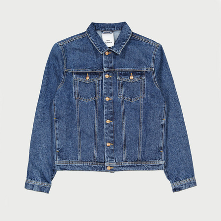 Won Hundred Fourteen Denim Jacket - Stone Blue
