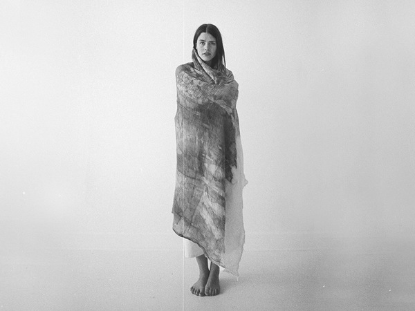 Scout & Catalogue NOMAD SCARF - SOFT PINK
