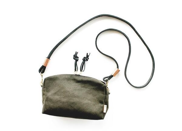 Scout & Catalogue YELAPITA PURSE - CLASSIC CANVAS