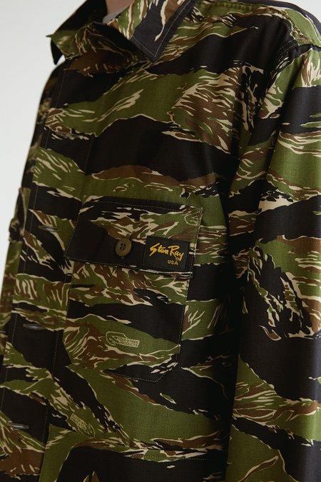 Stan Ray Snyder Field Jacket - Tigerstripe Camo
