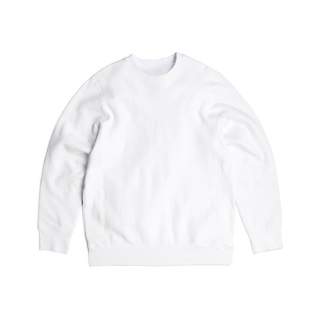 Robertson's Co. Standard Issue Crewneck - White