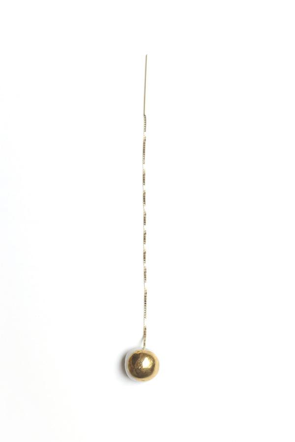 Juju Made  pendant reel earring