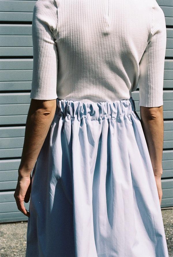Assembly Short Sleeve Tee - white