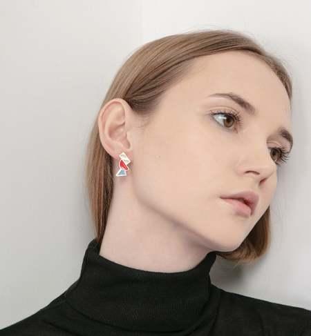 Matter Matters Tilt Earrings