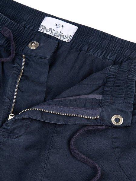 Wax London Goole Trousers - Navy
