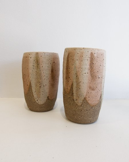Clay by Tina Medium Vase - Blush/Nude
