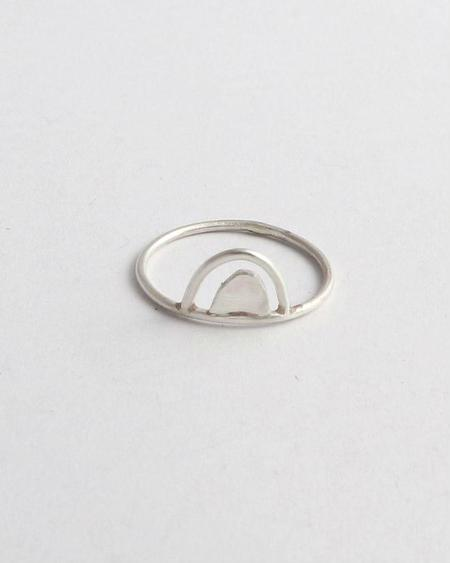 Argent Silversmith Double Arch Ring - Sterling Silver