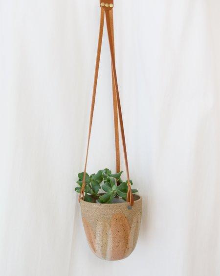 Clay by Tina Hanging Planter - Medium