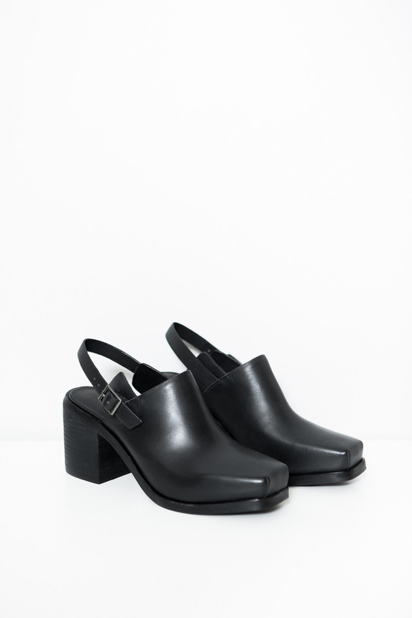 Intentionally Blank Honcho Mule / Black