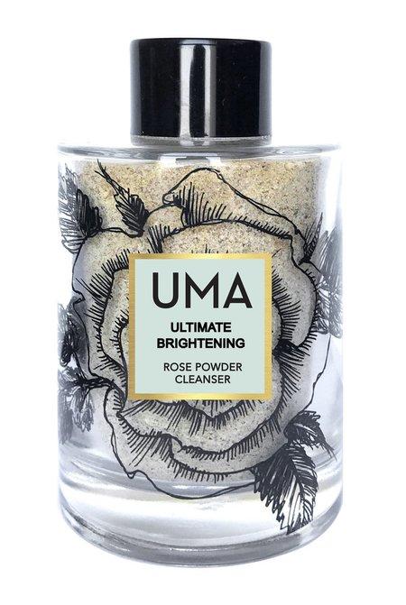 UMA Oils Ultimate Brightening Rose Powder Cleanser
