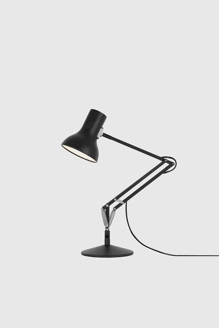 Anglepoise Type 75 Mini Desk Lamp - Jet Black