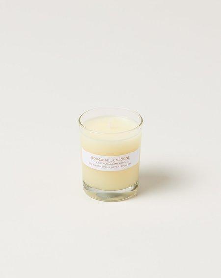 A.P.C. Cologne Bougie Parfumée