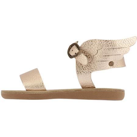 Ancient Greek Sandals Ltd Little Ikaria Sandals - Pink Metal