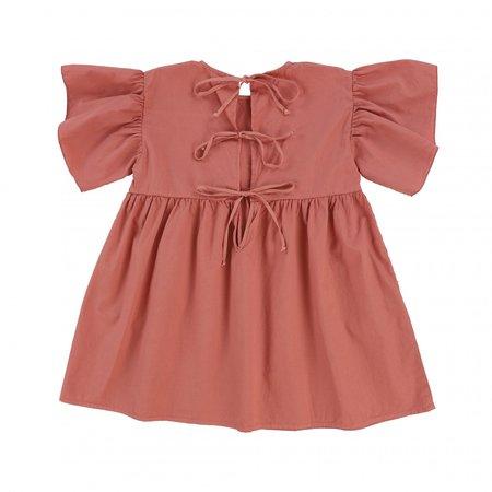 KIDS babe and tess dress - pink