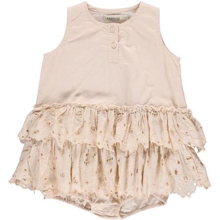 Kids Marmar Copenhagen Rumba Baby Dress - Rose