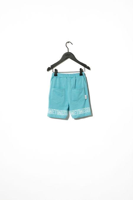 Kids Sometime Soon Rio Shorts - Light Blue
