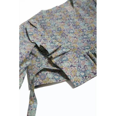 kids tia cibani montgomery bolero blouse - Elizabeth Floral Liberty Print