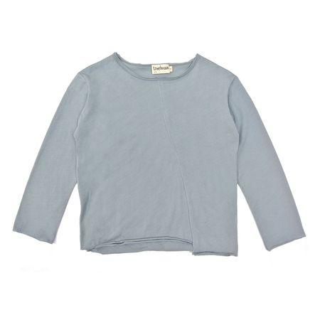 Kids Treehouse Emo T-shirt - Fog Blue