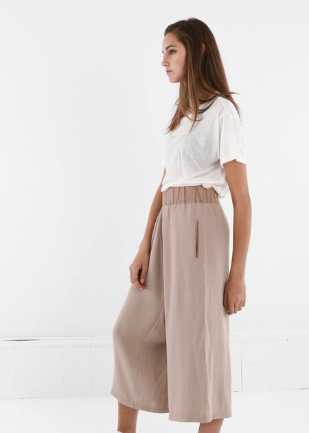 Shaina Mote Gion Pant - bisque
