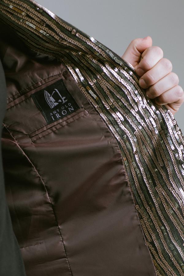 Any Old Iron Liberace Jacket