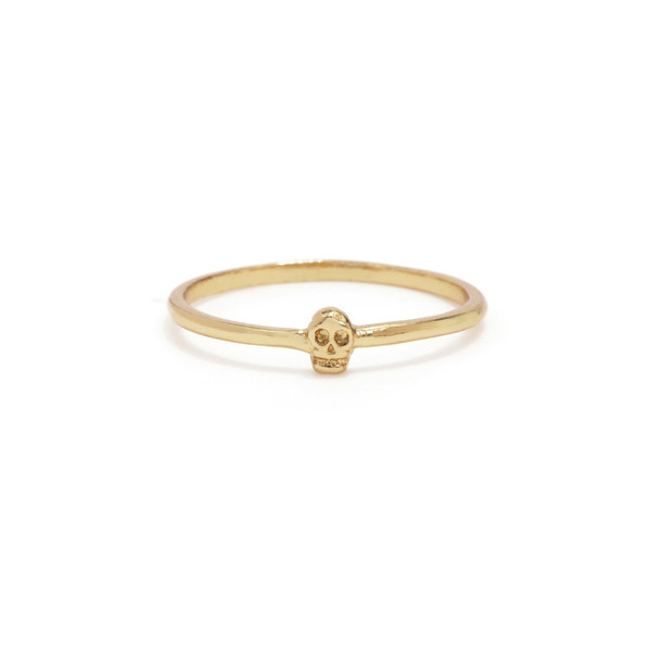 Bing Bang NYC - Tiny Skull Ring