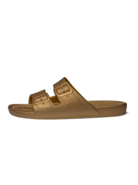 Freedom Moses goldie slipper