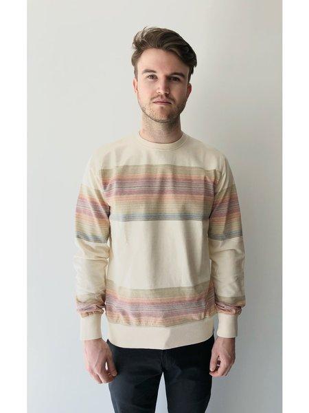 RVLT charlie sweatshirt - off white